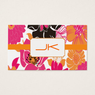 PixDezines Alegre Retro Floral Design