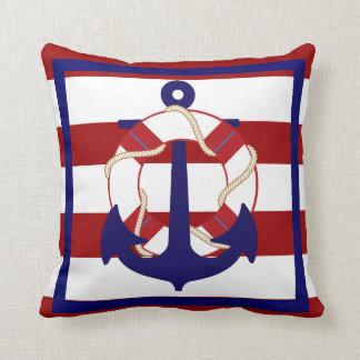 PixDezines anchor/diy colors/nautical Cushion