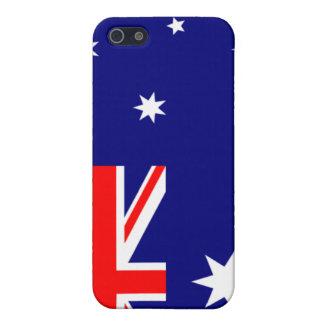 PixDezines Aussie Union Jack Case For The iPhone 5