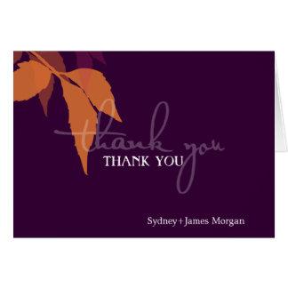 PixDezines autumn/thank you cards