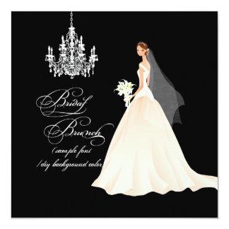 PixDezines bridal brunch/DIY occasion+color Card