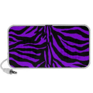 PixDezines Brown Zebra Print ♥♥♥♥ Portable Speakers