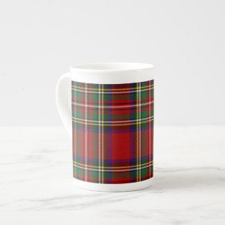 PixDezines clan stewart tartan Tea Cup