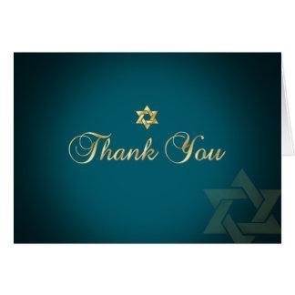 PixDezines classic mitzvah thank you/DIY color Card
