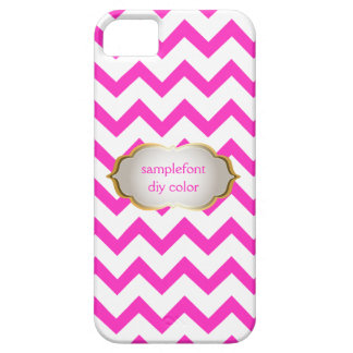 PixDezines diy background colors/white chevron iPhone 5 Covers