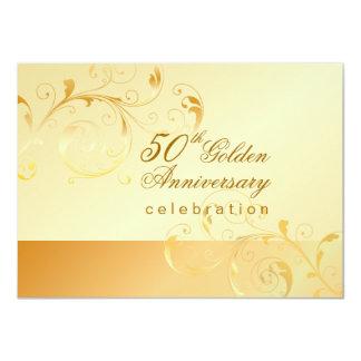PixDezines diy event, filigree swirls 4.5x6.25 Paper Invitation Card