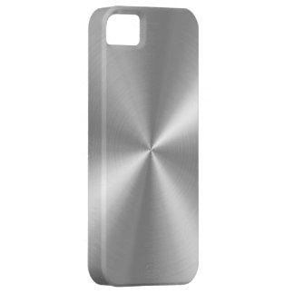 PixDezines faux brushed aluminum iPhone 5 Case