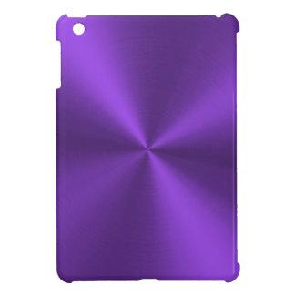 PixDezines faux metallic/6 vibrant colors iPad Mini Covers