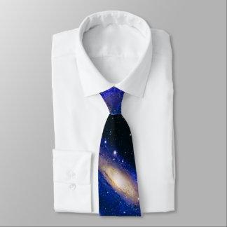 PixDezines GALAXY ASTRONOMY EXPLORATION/COSMIC Tie