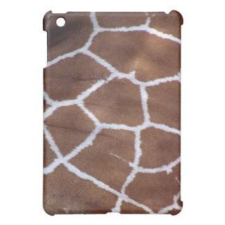 PixDezines Giraffe aux naturelle iPad Mini Cases