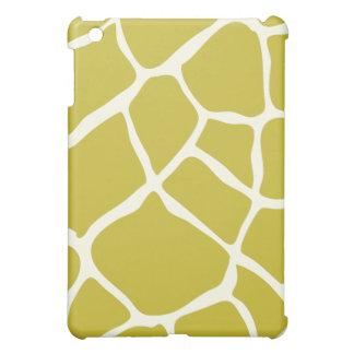 PixDezines Giraffe , Mustard iPad Mini Cases
