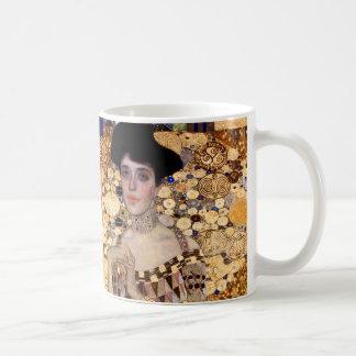 PixDezines Gustav Klimt, Adel Bloch Bauer Coffee Mug