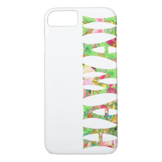 PixDezines Hawaii Pineapples/DIY background iPhone 8/7 Case