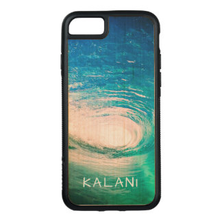 PixDezines Hawaii Pipeline/Surf/Waves Carved iPhone 7 Case