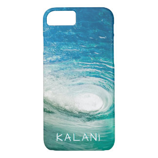 PixDezines Hawaii Pipeline/Surf/Waves iPhone 8/7 Case