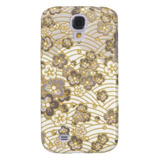 PixDezines kimono/faux chirimen Galaxy S4 Cover