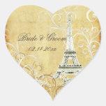 PixDezines la tour eiffel/paris Sticker