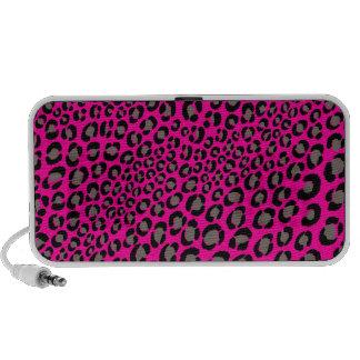 PixDezines Leopard Spots/black ♥♥♥♥ Travelling Speaker