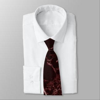 PixDezines Masala Red Marble Slab Tie