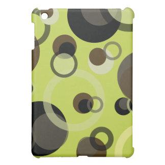 PixDezines Mod Bubble, Background Customizable ♥♥♥ iPad Mini Cover