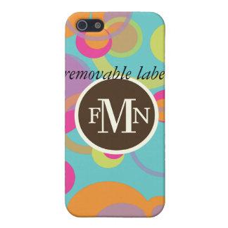 PixDezines Mod Bubbles ♥♥♥♥ Case For iPhone 5/5S
