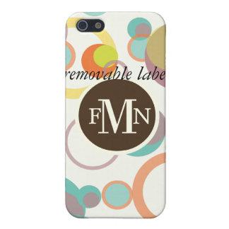 PixDezines Mod Bubbles ♥♥♥♥ iPhone 5/5S Cases