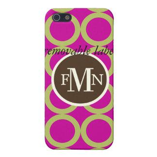 PixDezines Mod Bubbles ♥♥♥♥ iPhone 5/5S Covers