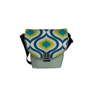 PixDezines mod ogee/DIY background color Courier Bag