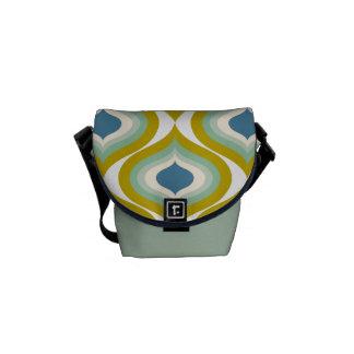 PixDezines mod ogee/DIY background color Courier Bags