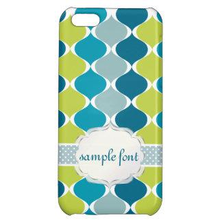 PixDezines mod ogee pattern iPhone 5C Cover