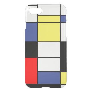 PixDezines Mondrian iPhone 7 Case