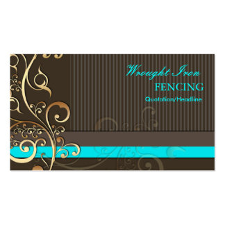 PixDezines Ornamental Swirls+pinstripes/diy colors Pack Of Standard Business Cards