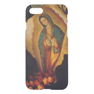 PixDezines Our Lady of Guadalupe on Tilma iPhone 7 Case