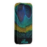 PixDezines Psychedelic Peacock Case For The iPhone 4