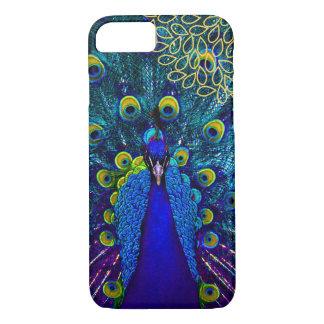 PixDezines Psychedelic Peacock iPhone 7 Case