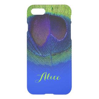 PixDezines Psychedelic Peacock Plume iPhone 7 Case