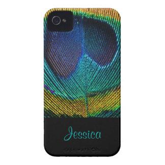 PixDezines Psychedellic Peacock/DIY iPhone 4 Cases