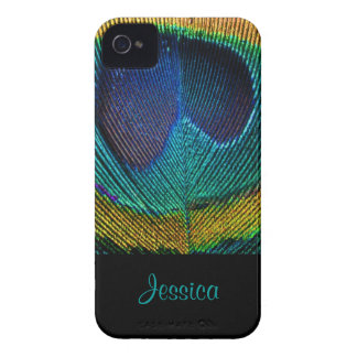 PixDezines Psychedellic Peacock/DIY Case-Mate iPhone 4 Cases