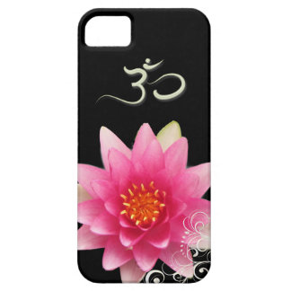 PixDezines rose water lily/diy background color Case For The iPhone 5