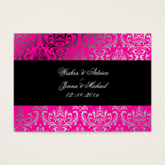 PixDezines Rossi Damask, Advice Cards