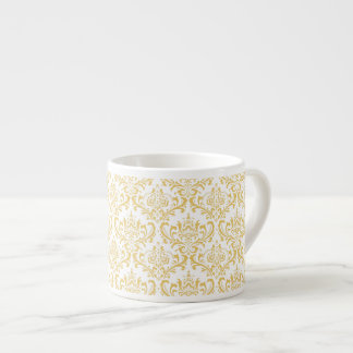 PixDezines rossi damask/diy background colors Espresso Cup