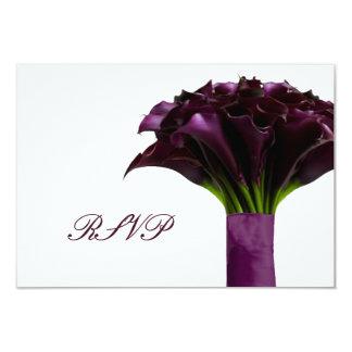 PixDezines rsvp purple calla lilies/diy Announcements