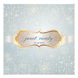 PixDezines Snowflakes, Winter Events Custom Announcements