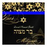 PixDezines Star of David, Bar Mitzvah