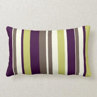PixDezines stripes/DIY color Cushion