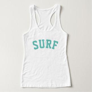 PixDezines SURF/CORAL/DIY TYPOGRAPHY Singlet