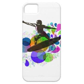 PixDezines Surfer Grunge iPhone 5 Cases