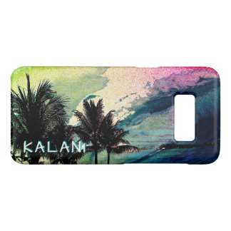 PixDezines  Surfs Up/Hawaii/Waves Case-Mate Samsung Galaxy S8 Case