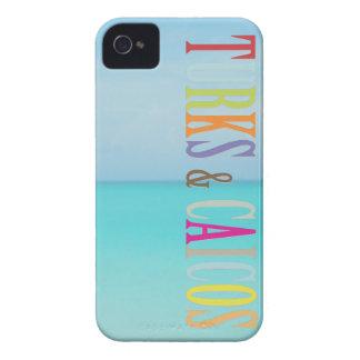 PixDezines Turks&Caicos/DIY background color iPhone 4 Covers