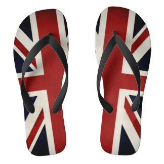 PixDezines union jack Thongs